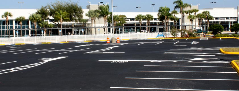 Parking Lot Services of Florida