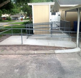Parking Lots Services of Florida offers ADA Compliance