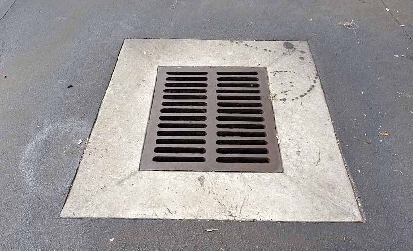 Parking Lot Services of Florida - Catch Basin Repairs