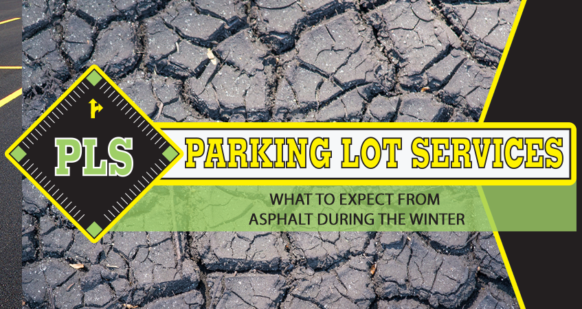 Winter can be hard on your asphalt pavement in Tampa
