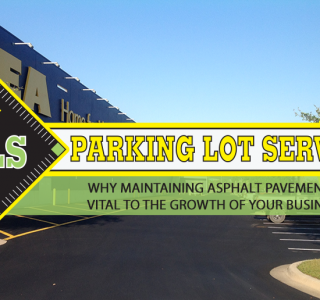 Banner - Why Maintaining Asphalt Pavement is Vital to the Growth of Your Business