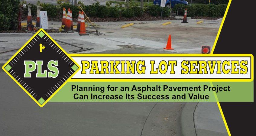 planning-for-an-asphalt-pavement-project