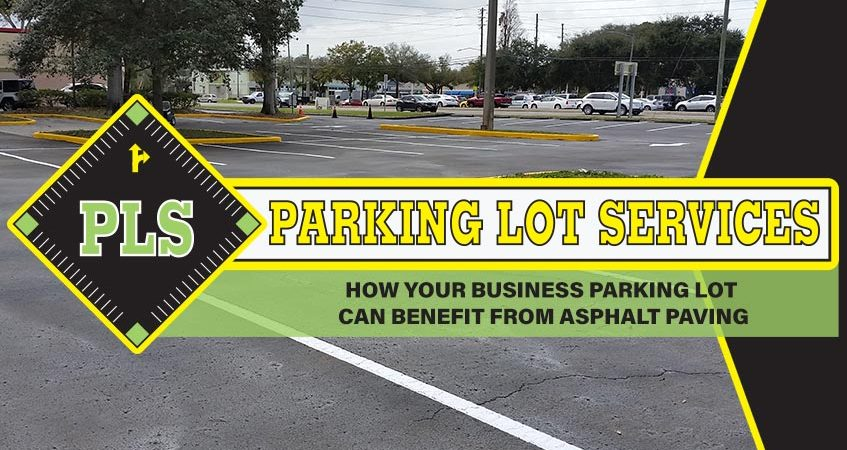 business-parking-lot