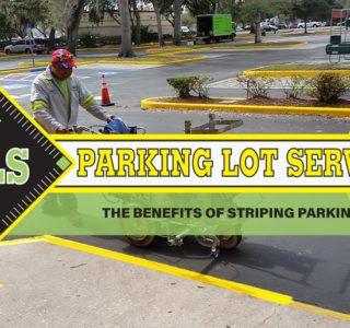 Striping-Parking-Lots