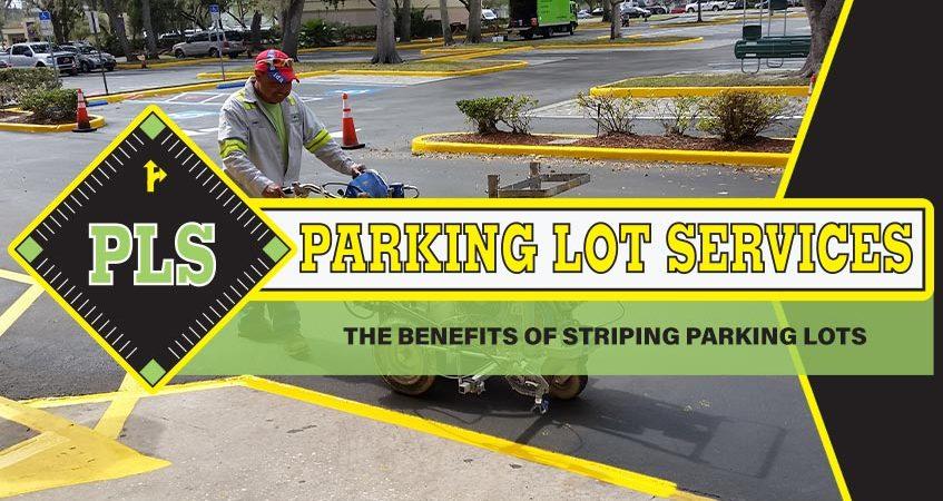 Striping-Parking-Lots