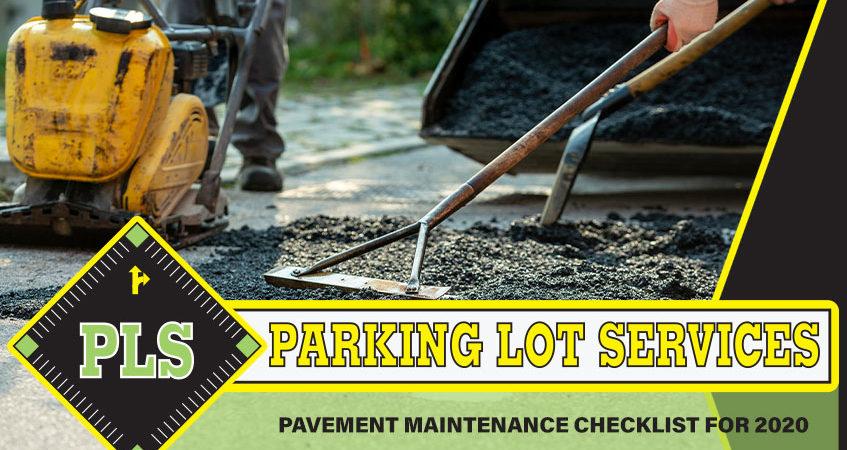 Pavement-Maintenance-Checklist-2020