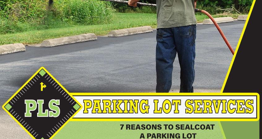 sealcoat-a-parking-lot